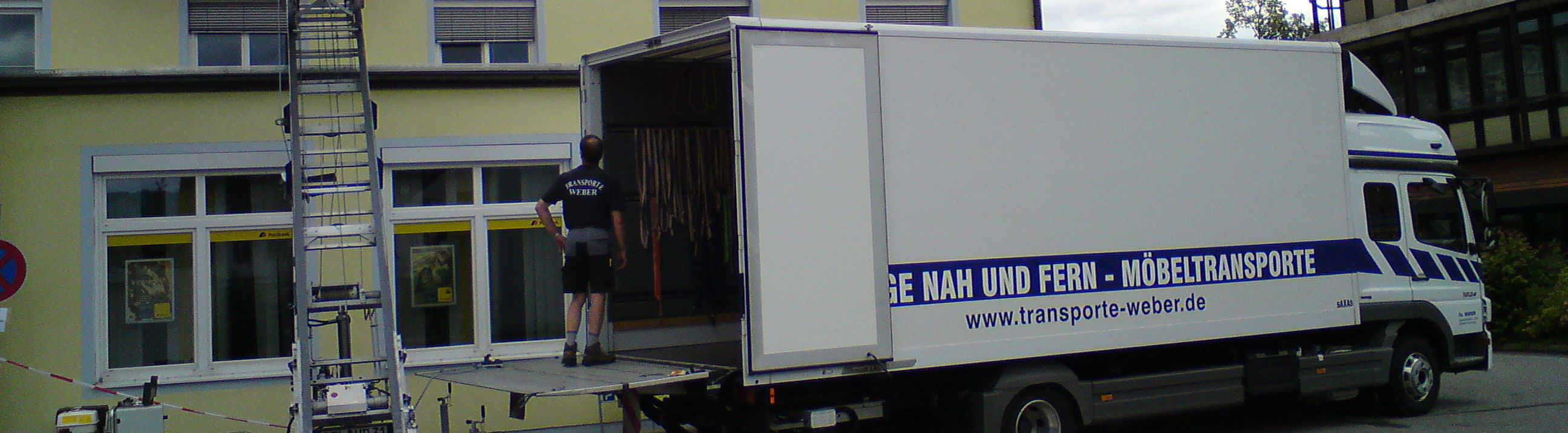 Transporte Weber Umzug